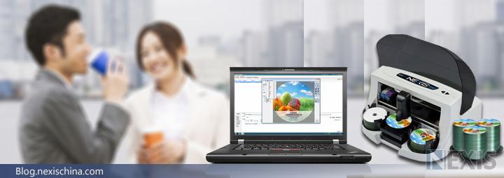 Nexis Pro 100 DVD 光盘打印刻录机与光盘归档备份系统在多个行业的应用解决方案